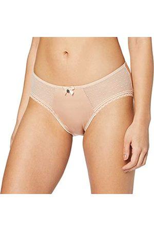 HUBER Damen Unterhose Body Couture Midi Slip, (Nude 010719)