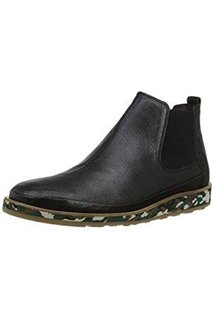 Fly London Herren Japa692fly Chelsea Boots, (Black 000)