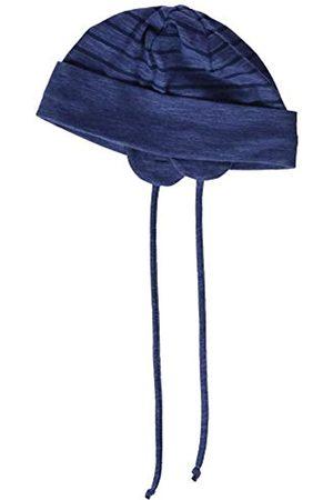 Sterntaler Beanie für Jungen mit Bindebändern, Alter: ab 5-6 Monate, Größe: 43