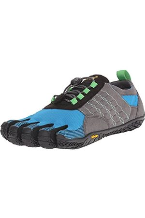 Vibram Five Fingers Vibram FiveFingers Trek Ascent, Damen Outdoor Fitnessschuhe, Mehrfarbig (Grey/Blue/Green)