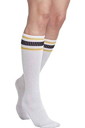 Urban classics Herren Long Stripe 2-Pack Socken