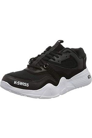 K-Swiss Damen CR-TERRATI Sneaker, (Black/White 002)