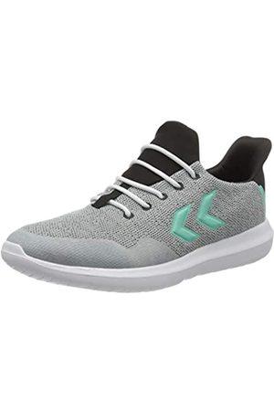 Hummel Unisex-Erwachsene ACTUS Trainer 2.0 Sneaker, (Grey Melange 2006)
