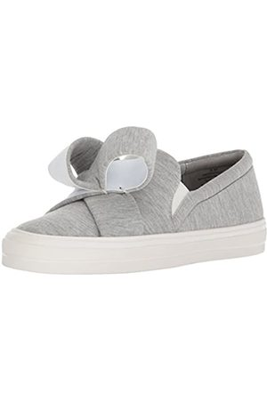 Nine West Damen, Slip On Sneaker ODINELLA, (Heather Grey)