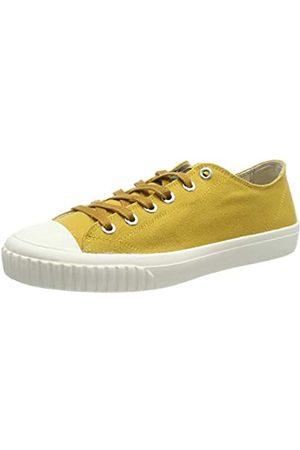 Sneaky Steve Damen Swing Low Sneaker, (Ochre F9f906)