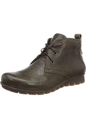 Think! Damen Menscha_383074 Desert Boots, (63 Oliv/Kombi)