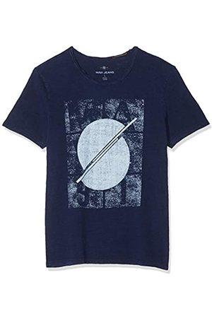 Mavi Herren Printed Tee T-Shirt