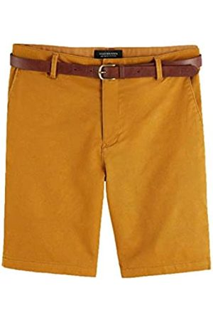Scotch&Soda Herren Classic Garment-Dyed Chino Shorts