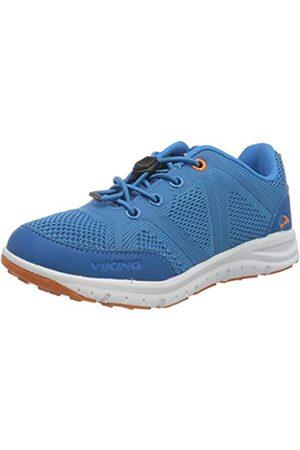 Viking Unisex-Kinder Ullevaal Sneaker, (Blue/ 3531)