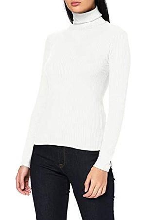 Pieces Damen PCMARIANNE LS Rollneck TOP D2D PB T-Shirt