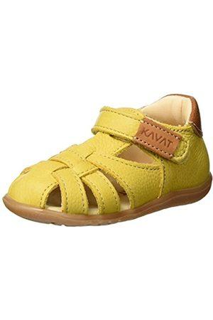 Kavat Unisex-Kinder Rullsand Geschlossene Sandalen, (Yellow)