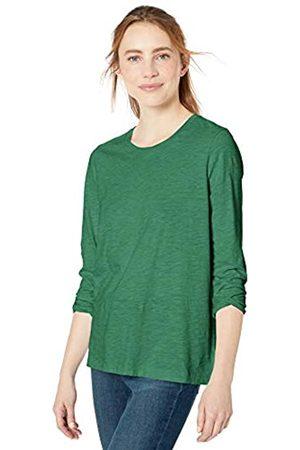Goodthreads Vintage Cotton Long-Sleeve Crewneck fashion-t-shirts