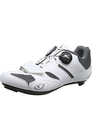 Giro Damen Savix Road Radsportschuhe - Rennrad, Mehrfarbig (White/Titanium 000)