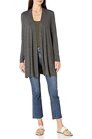 Amazon Long-Sleeve Open-Front Cardigan-Sweaters