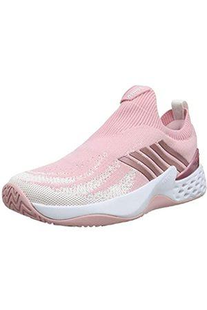 K-Swiss Damen Aero Knit Tennisschuhe, Pink (Coral Blush/White 653M)