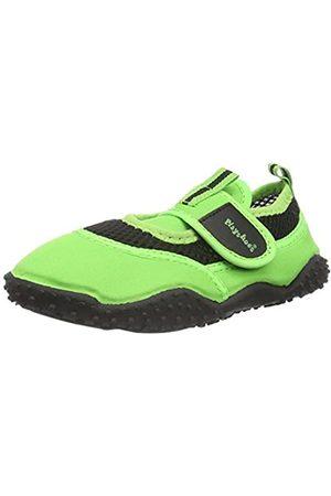 Playshoes Badeschuhe Neonfarben mit höchstem UV-Schutz nach Standard 801 174796, Unisex-Kinder Aqua Schuhe, ( 29)