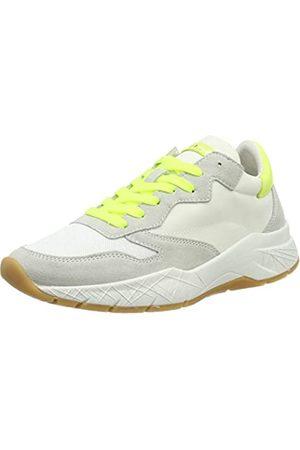Crime london Damen 25800PP1 Sneaker, (White 10)