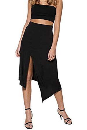 Ivyrevel Damen High Slit Skirt Rock
