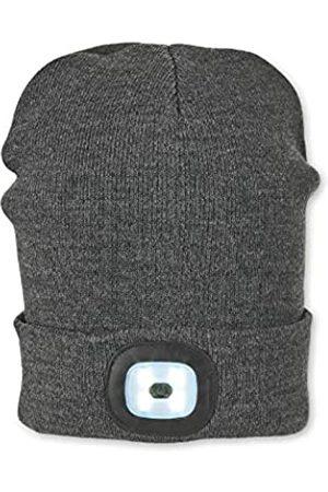 Sterntaler Mütze für Jungen mit Leuchtfunktion, Gefüttert, Alter: ab 18 Monate, Größe: 51/53