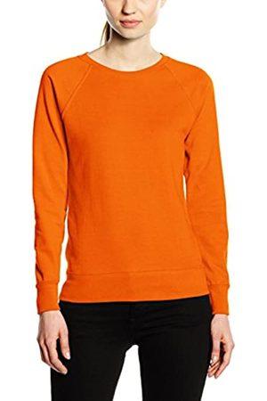 Fruit Of The Loom Damen Raglan Lightweight Sweatshirt