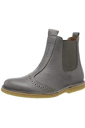 Bisgaard Unisex-Kinder 50203218 Chelsea Boots, (408 Grey)