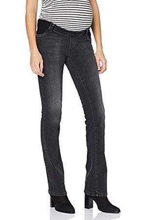 bellybutton Maternity Damen Jeans Bootcut mit elastischen Tasch Umstandsjeans