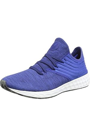 New Balance Herren Fresh Foam Cruz Decon Sneaker, (Blue/Black)