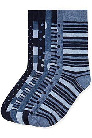 FIND Amazon-Marke: Herren Wadensocken, 7er-Pack, 39-43.5 EU