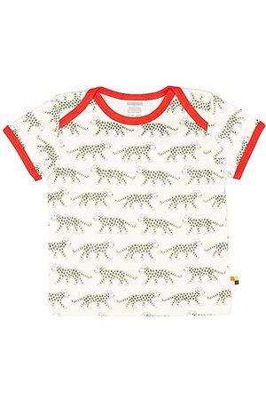 loud + proud Unisex Baby T-Shirt mit Druck, aus Bio Baumwolle, GOTS zertiziziert