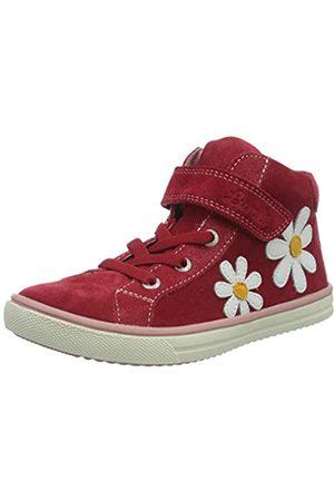 Lurchi Mädchen SIBBI Hohe Sneaker, (Red 33)