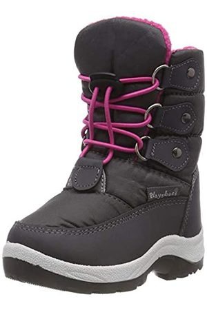 Playshoes Snow Boots Lace-up Unisex-Kinder Schneestiefel, Pink (pink 18)