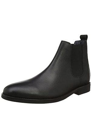 Frank Wright Herren Wyatt Chelsea Boots, (Black)