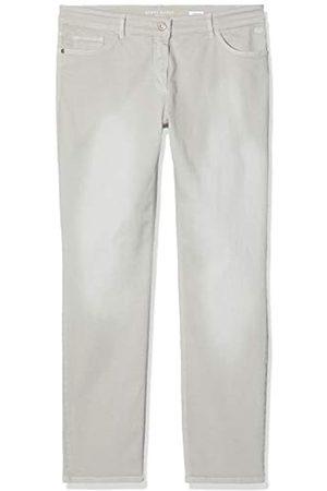 Gerry Weber Damen 92307-67830 Straight Jeans