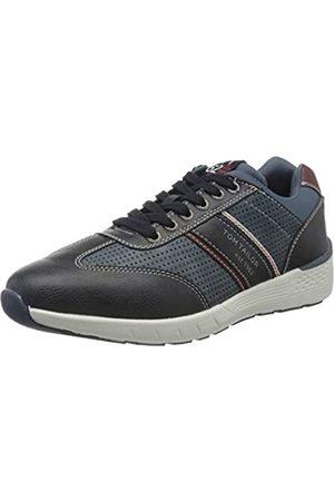 TOM TAILOR Herren 8082402 Sneaker, (Navy 00003)