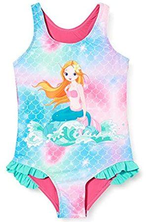 Playshoes Mädchen Meerjungfrau Badeanzug