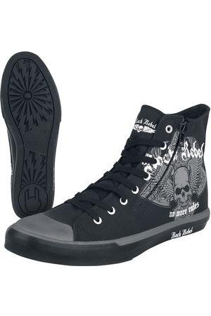 Rock Rebel Walk The Line Sneaker high