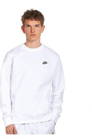 Nike Club Crewneck Sweater Brushed Fleece
