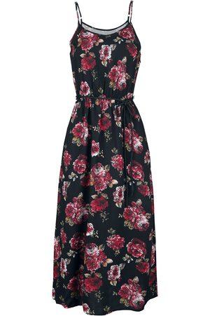 Rock Rebel Damen Midikleider - Summertime Magic Mittellanges Kleid