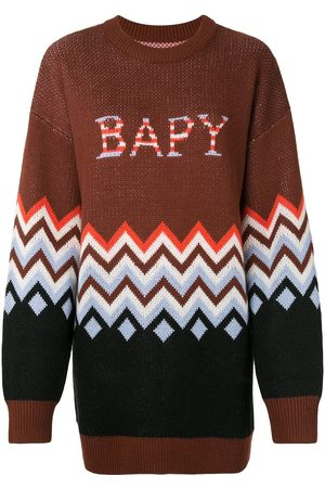 BAPY BY *A BATHING APE® Pullover im Oversized-Look