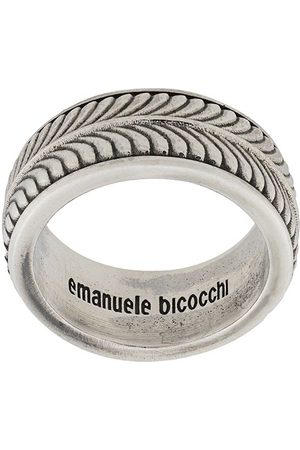 EMANUELE BICOCCHI Bandring mit Gravur