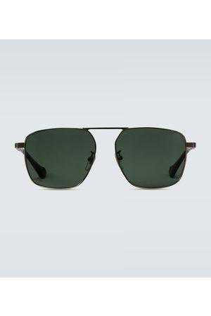 Gucci Sonnenbrillen - Eckige Aviator-Sonnenbrille