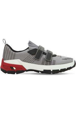 "Prada Slip-on-sneakers Aus Nylon ""cross Section"""
