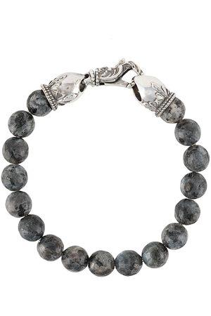 EMANUELE BICOCCHI Armband mit Steinperlen