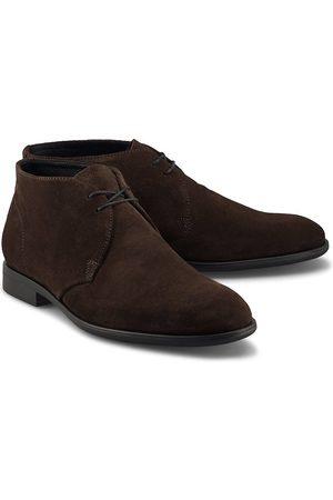 Vagabond Schnür-Boots Harvey in dunkelbraun, Business-Schuhe für Herren