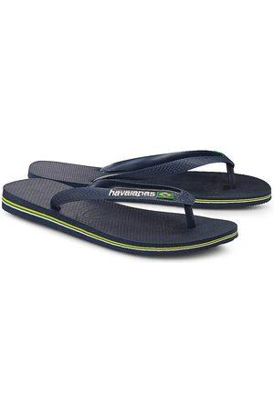 Havaianas Herren Sandalen - Zehentrenner Brasil in dunkelblau, Sandalen für Herren