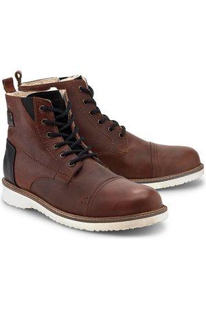 Cox Winter-Stiefel in dunkelbraun, Stiefel für Herren