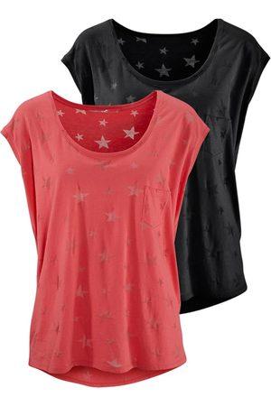 beachtime Damen T-Shirts, Polos & Longsleeves - T-Shirts (2 Stück)