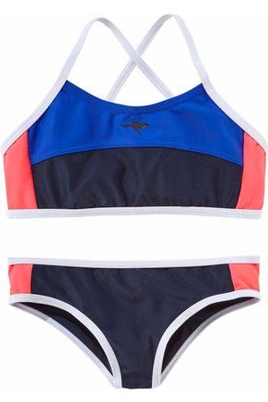 KangaROOS Mädchen Bikinis - Bustier-Bikini