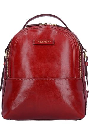 The Bridge Damen Rucksäcke - Pearldistrict Rucksack Leder 32 cm