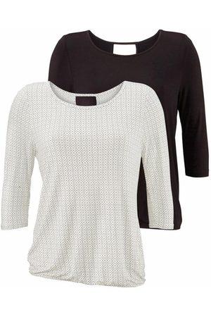 Lascana ¾ Shirt (2 Stück)